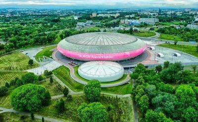 Kraków Arena ze sponsorem tytularnym!